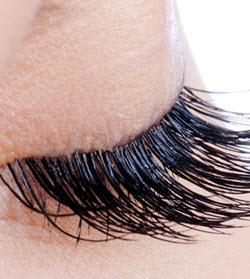 eyelash extensions at Brighton